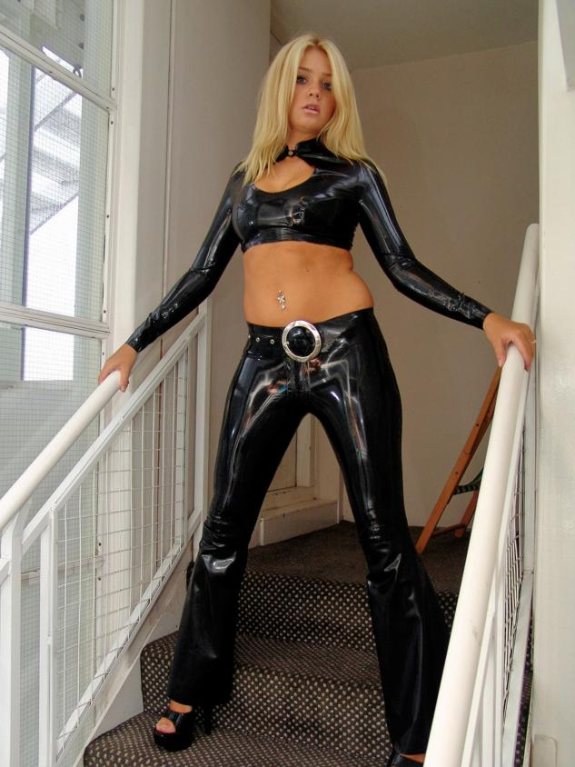 Lady Latex