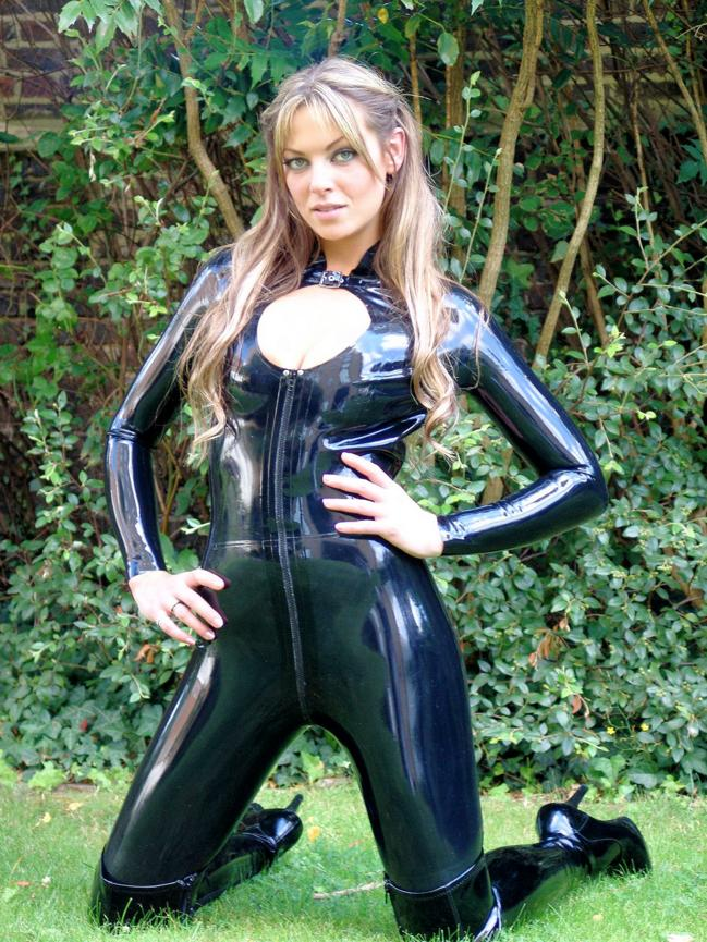 Shiny Latex Pics