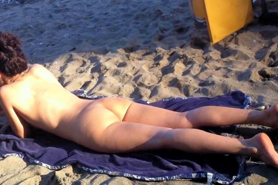 Beach Nude Photo Teen