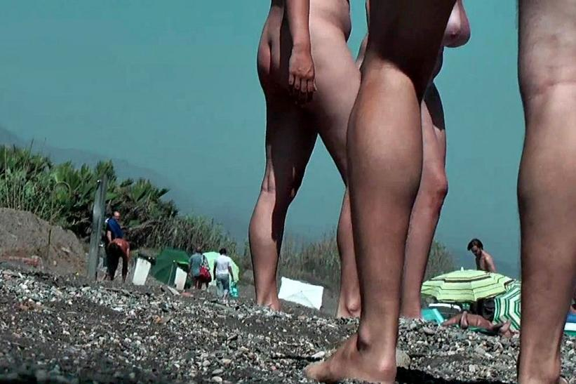 Beach Teen Nudist Nude