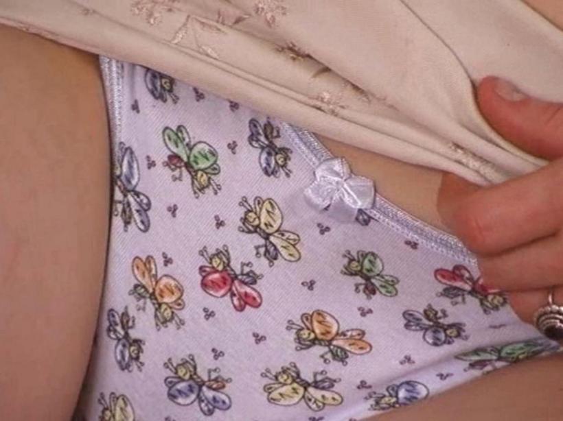 Panty Stuffing Video