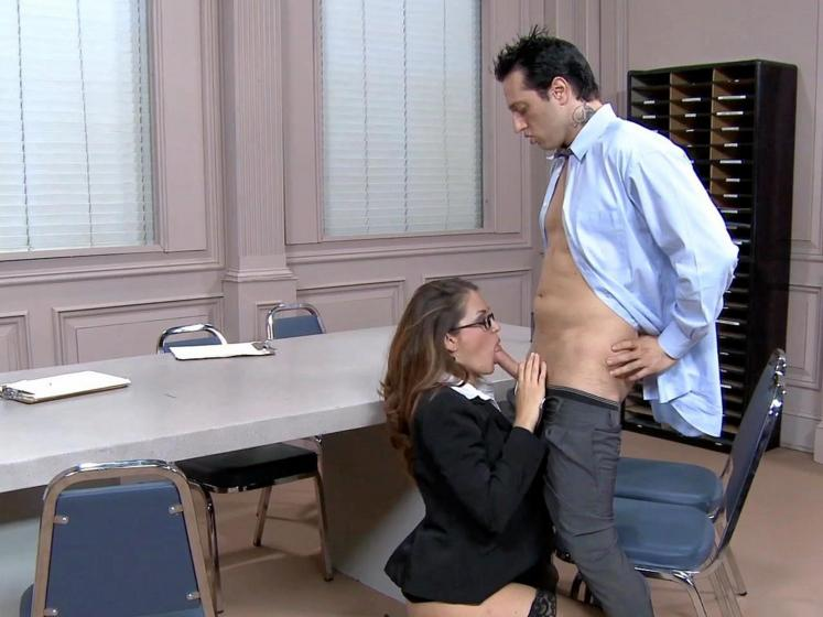 Boss Fuck His Secretary
