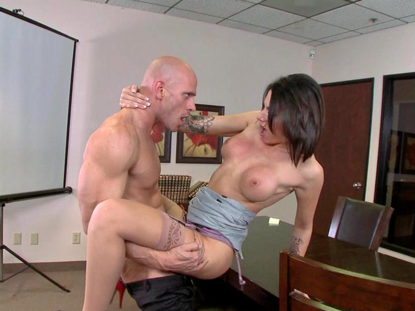 Free Secretary Boss Porn Photo