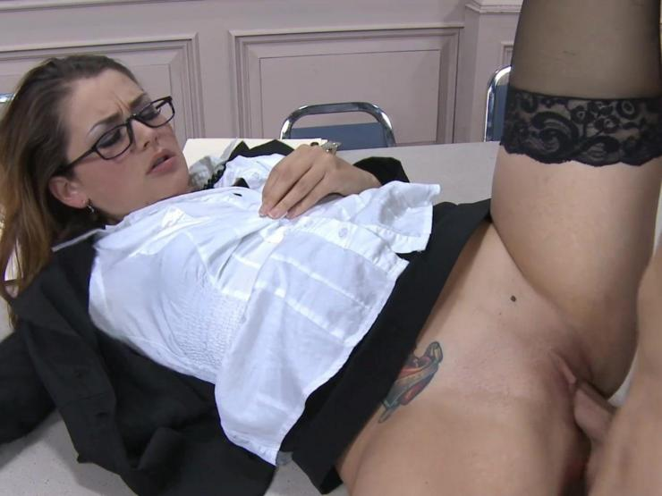 Naughty Office Sex Clip