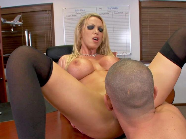 Nude Red Heads In Office