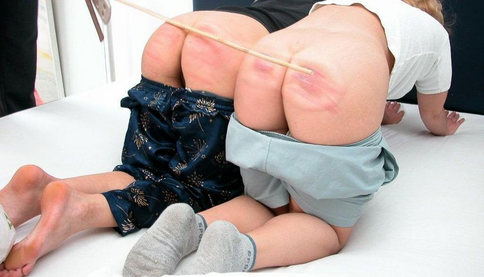 Spanking video clips