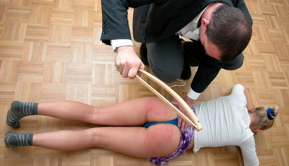 Women Getting Spanked