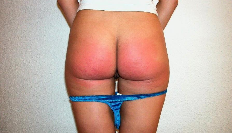 Free Caning Video Clip