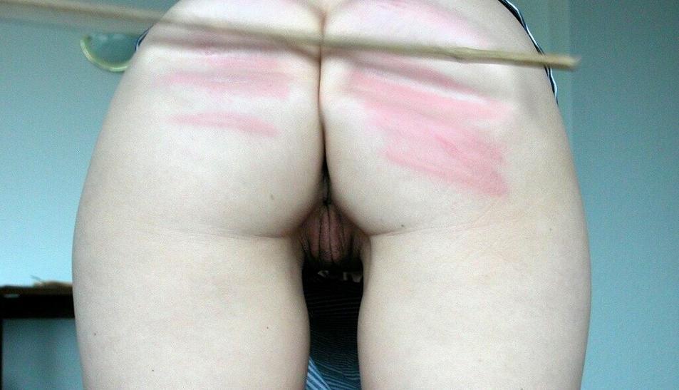 Girls Spanked Bottoms