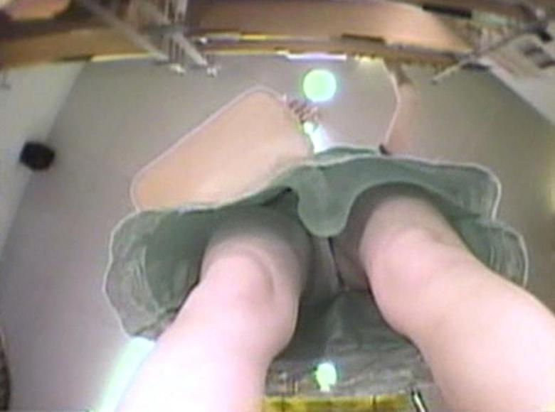 Gallery thong upskirt not know