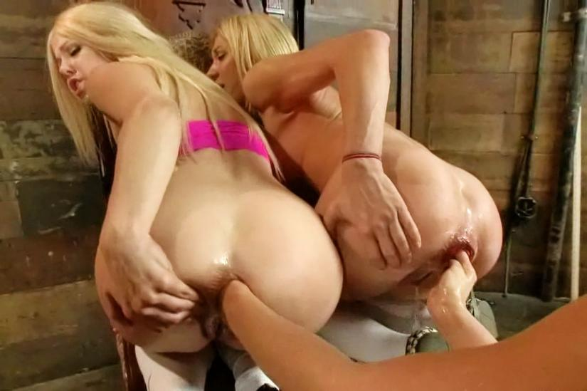 Blonde milf anal fisting brad even utilized, latin beauties nud