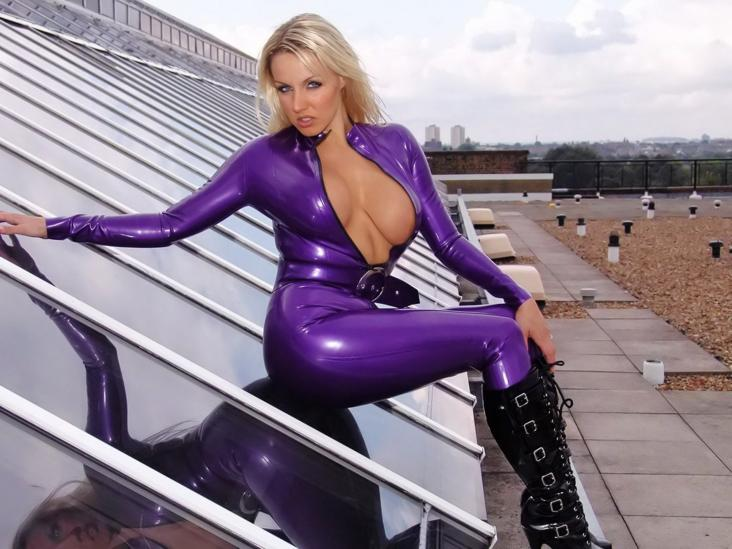 Gallery girl latex movie opinion