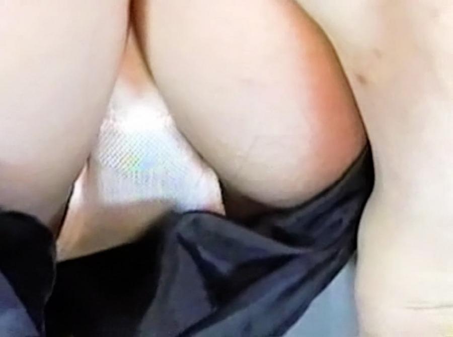 White orgasm pussy video